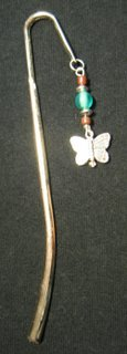 #806 Butterfly Bookmark