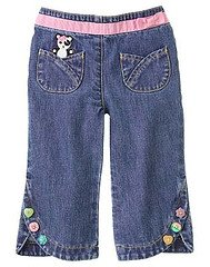 Gymboree Imaginary Friends Jeans ~ Size 3T ~ Like New