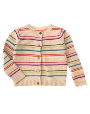Gymboree Mix N Match Sweater Cardigan ~ Size 4 ~ Like New!