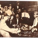 Real Photo of open gambling in Reno, Nevada, 1910