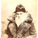 Real Photo of Santa Claus, 1895