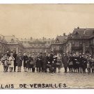 Real Photo Postcard (RPPC) of Palace of Versailles, 1960's