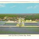 Vintage Postcard of the Downtown Marina & Auditorium in Panama City, Florida - mid 1950's