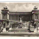 "Real Photo Postcard (RPPC) of ""Monumento a Vitt. Em. II"", Rome, Italy, 1940's"