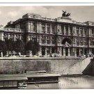 """Real Photo Postcard (RPPC) of """"Palazzo di Giustizia"""", Rome, Italy, 1940's"""