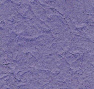 10 piece  Violet Heavy Mulberry Paper