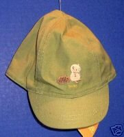 *NWT* GYMBOREE Boys Busy Beaver Cap 3-6 M