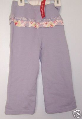 NWT GYMBOREE Love is in the Air Ruffle Knit Pants 2T