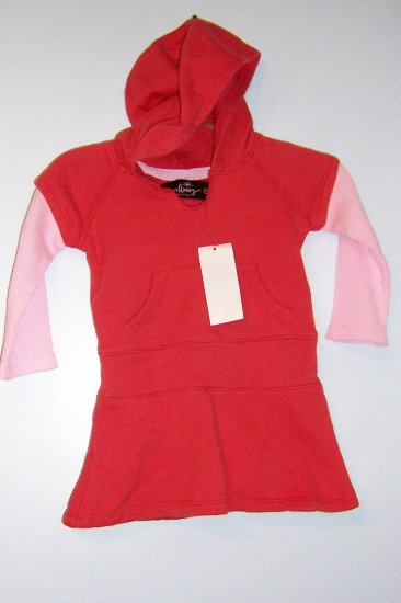 NWT OLD Navy 6-12 M Hooded Dress & Bloomers