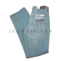 inadditions : New CALVIN KLEIN Boot Cut Regular Fit Worn Out Blue Wash Denim Jeans Women's 6 x 32