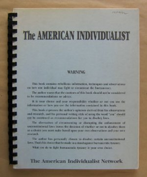 The American Individualist