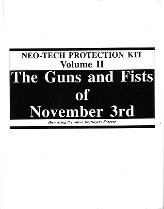 Neo-Tech Protection Kit Volume II