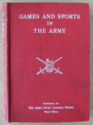 Games and Sports in the Army 1942-43