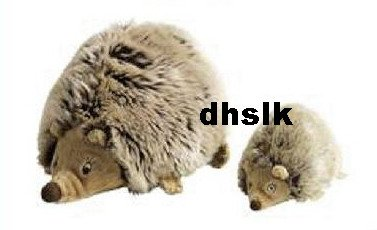 IKEA Klappar HEDGEHOG Mom ( Dad ) BABY Soft PLUSH Toy Baby Safe