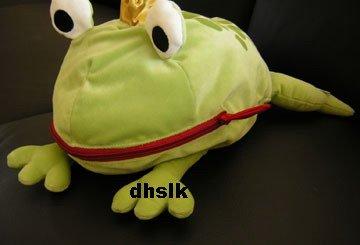 IKEA MINNEN GRODA Frog Prince PILLOW Pajama Bag FAIRY TALE