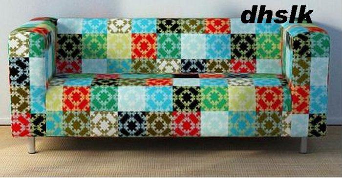 Ikea Klippan Loveseat Sofa Slipcover Cover Lappmon