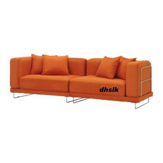 IKEA TYLOSAND Sofa COVER Everod  ORANGE TYL�SAND Slipcover EVER�D