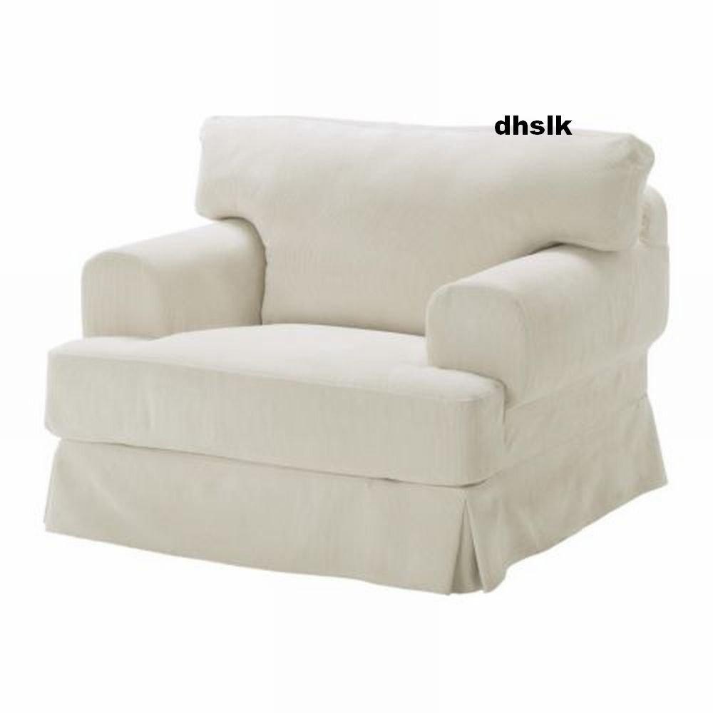 Ikea Hov 197 S Hovas Armchair Chair Slipcover Cover Graddo