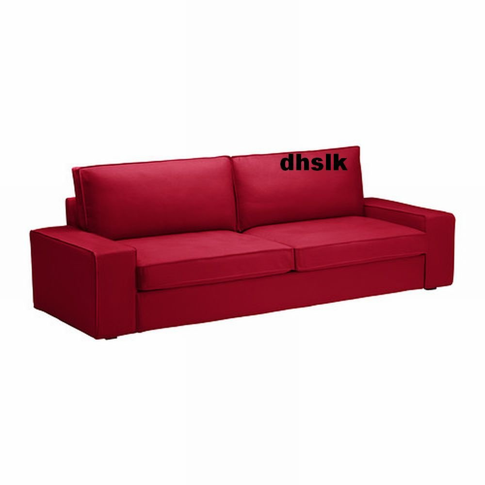 Ikea Kivik Sofa Bed Slipcover Sofabed Cover Dansbo Medium