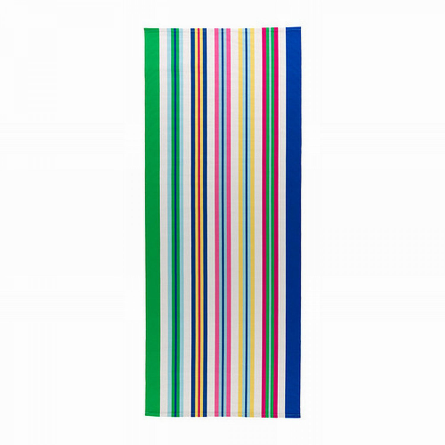 Ikea Barbro Rand Bright Stripes Area Throw Runner Rug Mat