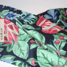 IKEA EMMIE PARLA Cushion Cover Pillow Sham FLORAL Pink Blue Leaf PÄRLA