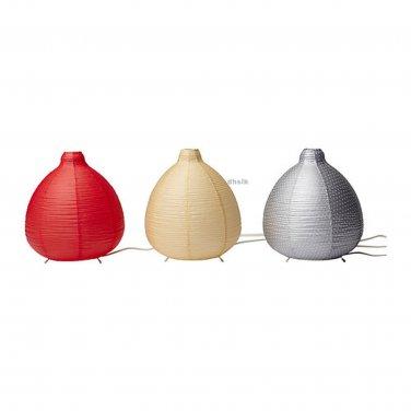 Ikea vate red table lamp light paper lantern vte ikea vate red table lamp light paper lantern v te aloadofball Images