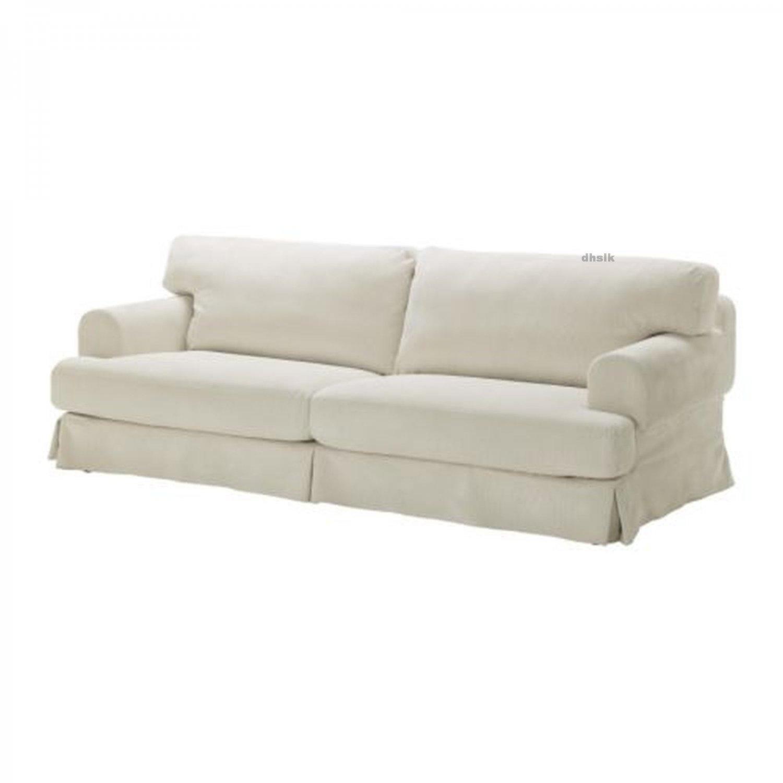 ikea hov s hovas sofa slipcover cover graddo beige off white gr dd. Black Bedroom Furniture Sets. Home Design Ideas