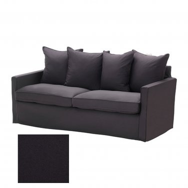 Ikea Harnosand 3 Seat Sofa Slipcover Cover Olstorp Dark