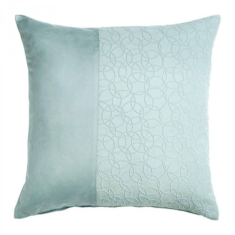 IKEA FJ�LLTRAV Pillow COVER Sham Cushion Cvr TURQUOISE Fjalltrav Soft textural