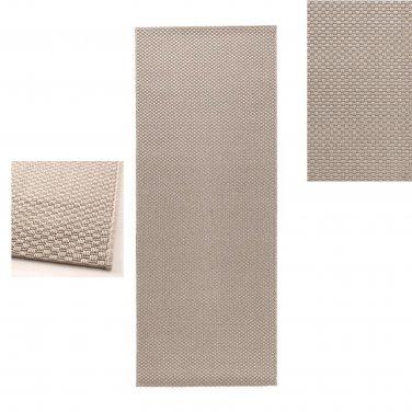 IKEA MORUM Indoor Outdoor AREA RUG Runner Carpet BEIGE