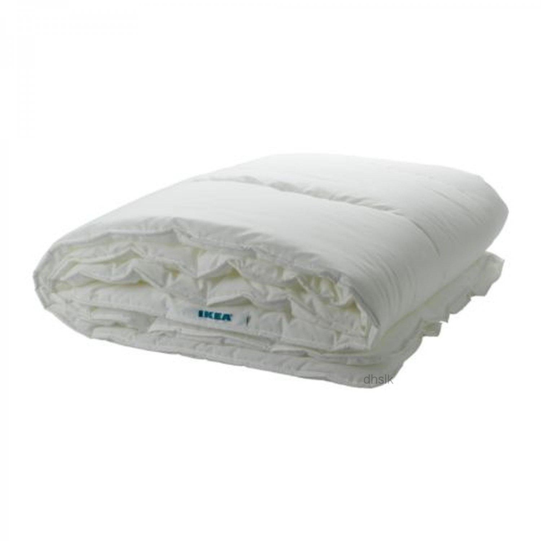 Ikea Mysa Stra King Duvet Comforter Warmth Rating 3 Medium
