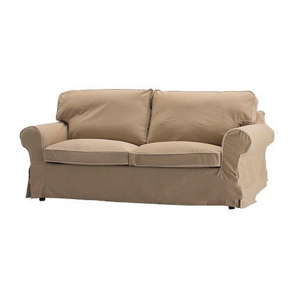 Ikea Ektorp Loveseat Slipcover 2 Seat Sofa Cover Idemo