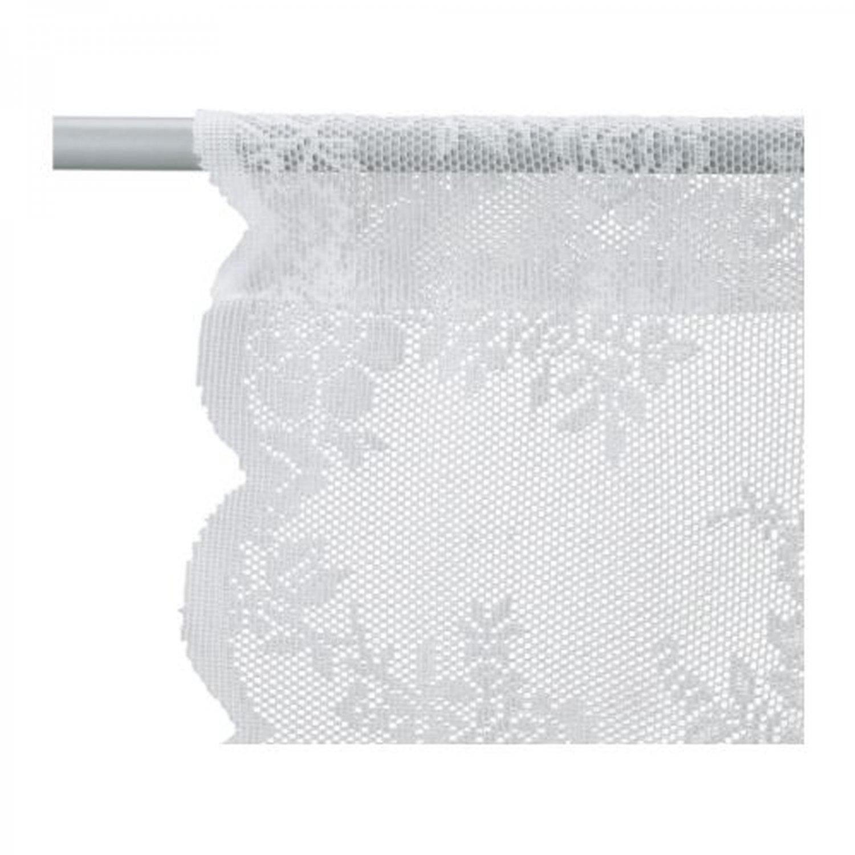 ikea alvine spets white lace curtains drapes victorian romantic