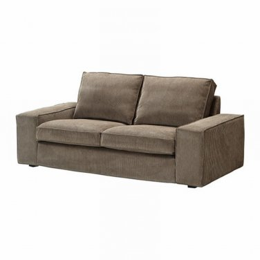 Ikea kivik 2 seat sofa slipcover loveseat cover tranas for Housse sofa ikea