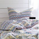 IKEA BIRGIT SPETS QUEEN Full Duvet COVER Pillowcases Set SCANDINAVIAN Norwegian Xmas