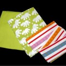 IKEA BARNSLIG FLODHAST CRIB Duvet COVER Pillowcase,Fitted Sheet,2 Blankets SET Nursery Bedding Green