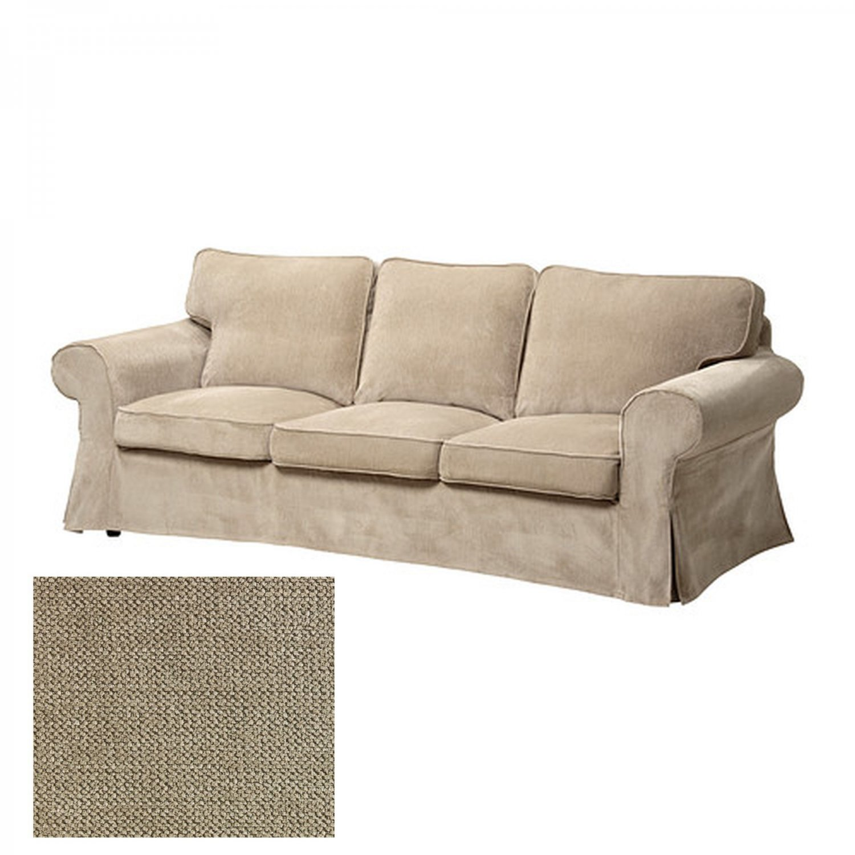 Sofa Beige Stoff Ikea Home products sofas armchairs fabric ektorp