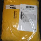 IKEA KLIPPAN Sofa SLIPCOVER Cover LEABY YELLOW Corduroy Cotton
