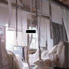 IKEA INGAMAJ Curtain Window Panel WHITE Screen Room Divider