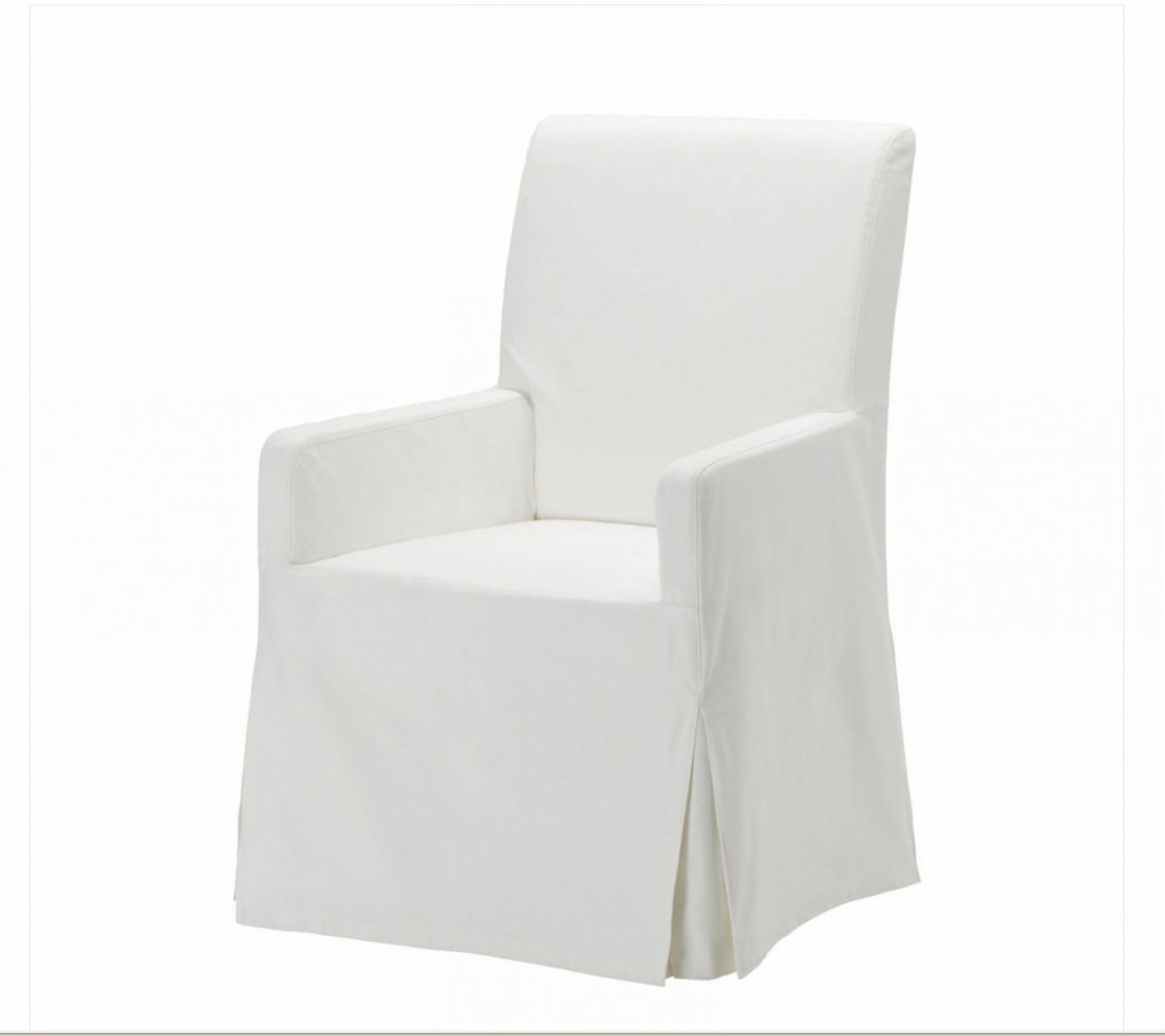 Ikea Henriksdal Chair W Arms Slipcover Cover 21 Quot 54cm