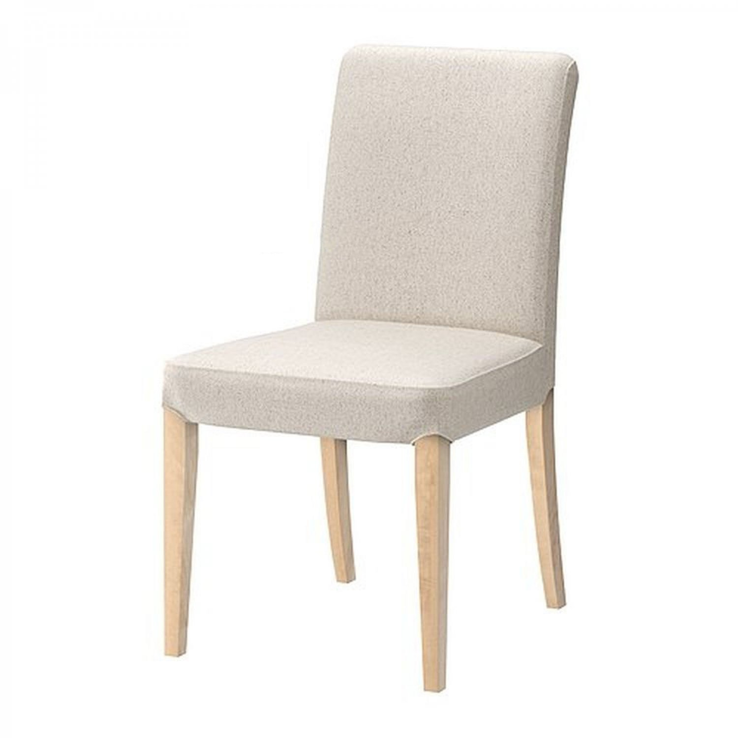 "Dining Chair Ikea: IKEA HENRIKSDAL Chair SLIPCOVER Cover 21"" 54cm LINNERYD"
