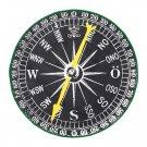 IKEA UTFORSKA Compass Area RUG Throw Mat BLACK Yellow Green Kids Nautical