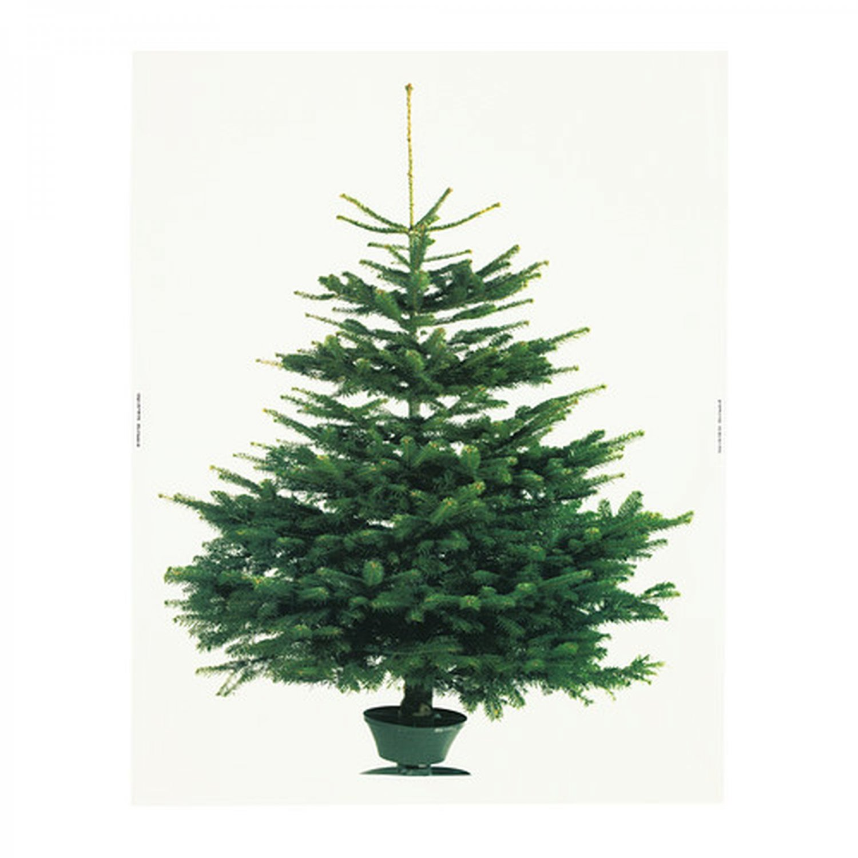 IKEA Entire BOLT Christmas Tree FABRIC Material XMAS VINTER 2014 LOT Nature Photo Margareta 24Yd