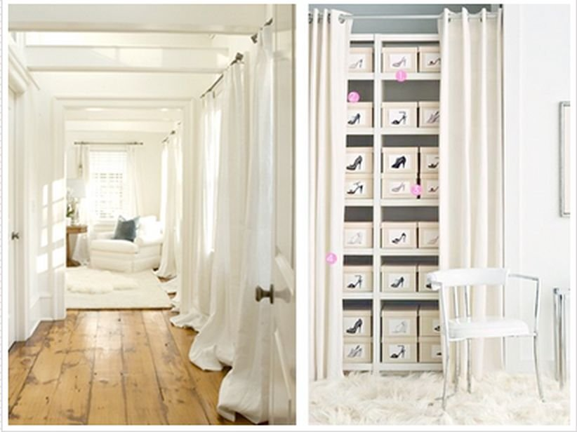 IKEA SANELA CURTAINS Drapes 2 Panels WHITE Off White VELVET 118 Long DRAMATIC Grommets
