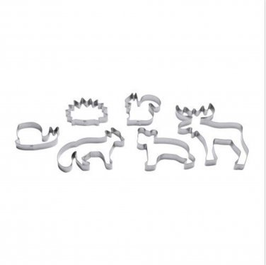 DROMMAR Christmas Cookie Cutter Pastry IKEA 6 stainless steel Decoration DR�MMAR