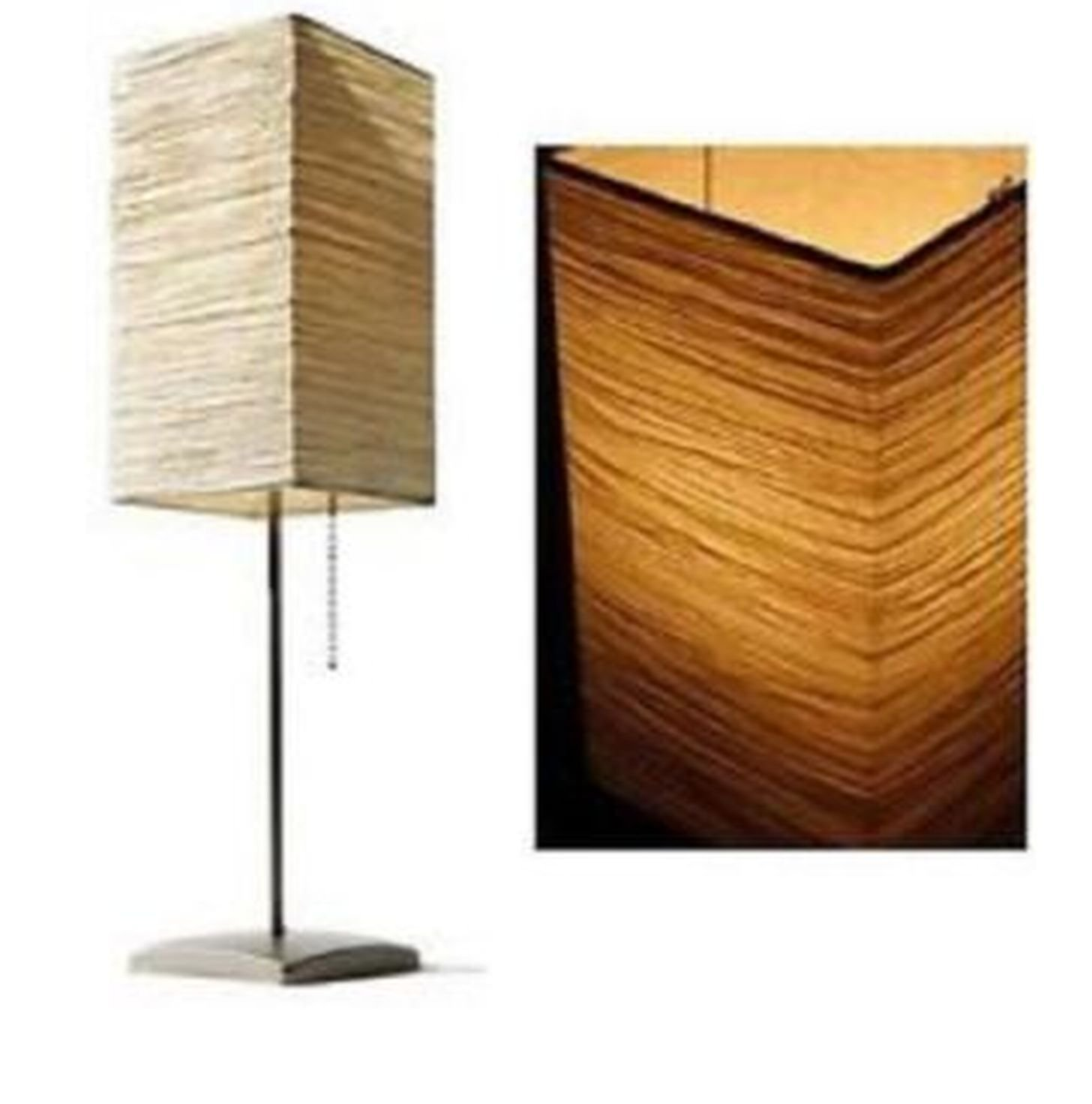 Ikea Magnarp Table Lamp Light Paper Set Of 2 Modern