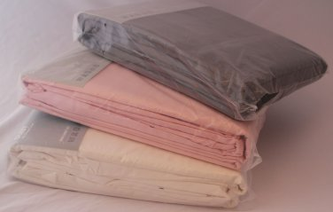 Ikea Oleby King Sheets Pillowcases Set Pink Pale Blush
