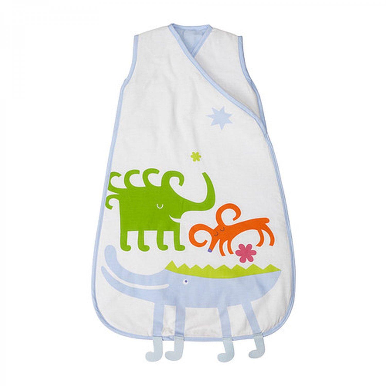 IKEA  Pomsig Wearable BABY Blanket Crib Comforter Sleeping Bag Nursery P�MSIG Sleeper Animals