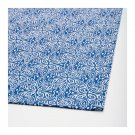 IKEA Sommar 2016 TABLECLOTH White BLUE Ethnic Floral Cotton Limited Edition Summer Design Fabric