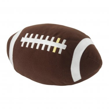 IKEA Onskad AMERICAN FOOTBALL Soft Plush Toy �NSKAD Brown